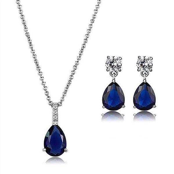 "Selection NoeBijou ""Arctic Nouveau"" Stylish Jewellery Set"