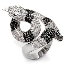 "Selection NoeBijou ""Wild Side"" Snake Ring"