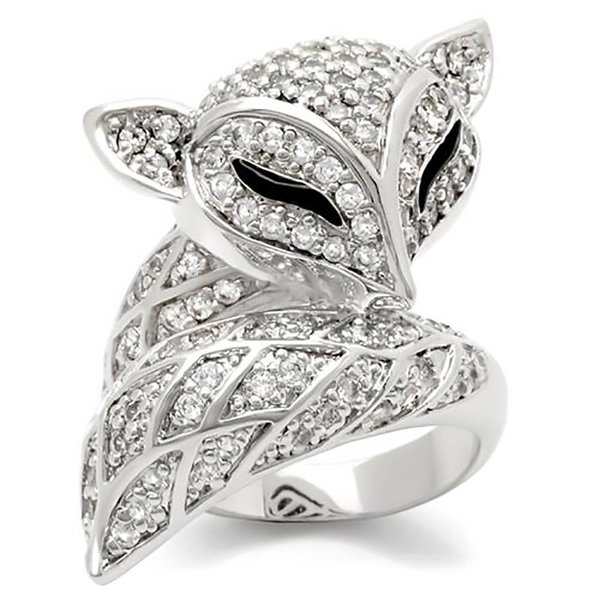 "Selection NoeBijou ""Sly Lady"" Fox Ring"