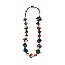 """Ernesto de Barcelona Collar geométrico """"Highland Siren"""""""