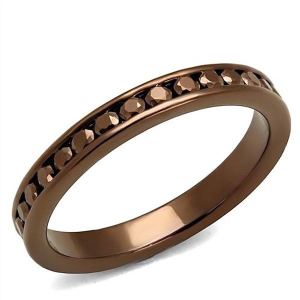 "Selection NoeBijou Ring ""Simply Brown"""