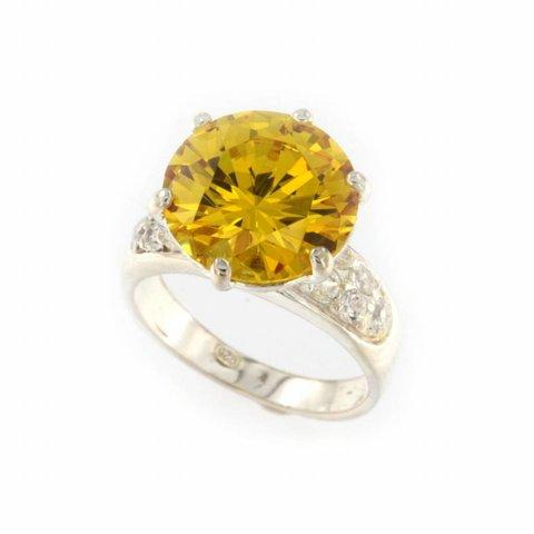 "Sterling Silber Ring ""Sun"""