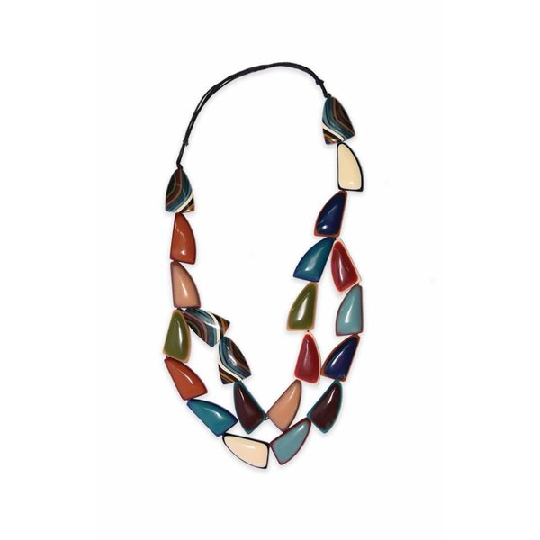 "Ernesto de Barcelona ""Glorious Summit"" Chunky Necklace"