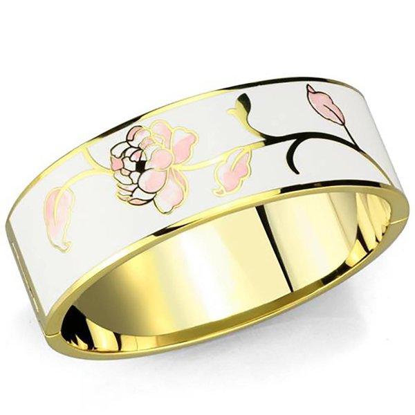 "Selection NoeBijou Bangle Bracelet ""Garden"""