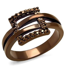 "Selection NoeBijou Ring ""Belt Buckle"""