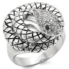 Ringen voor haar
