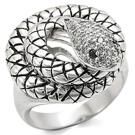 Selection NoeBijou Snake ring