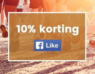 Facebook korting