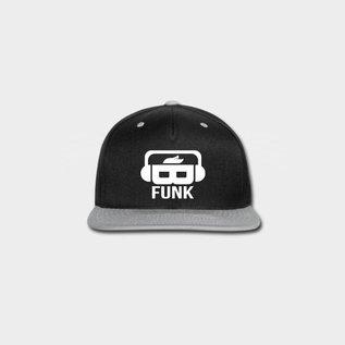 B-Funk Snapback met logo