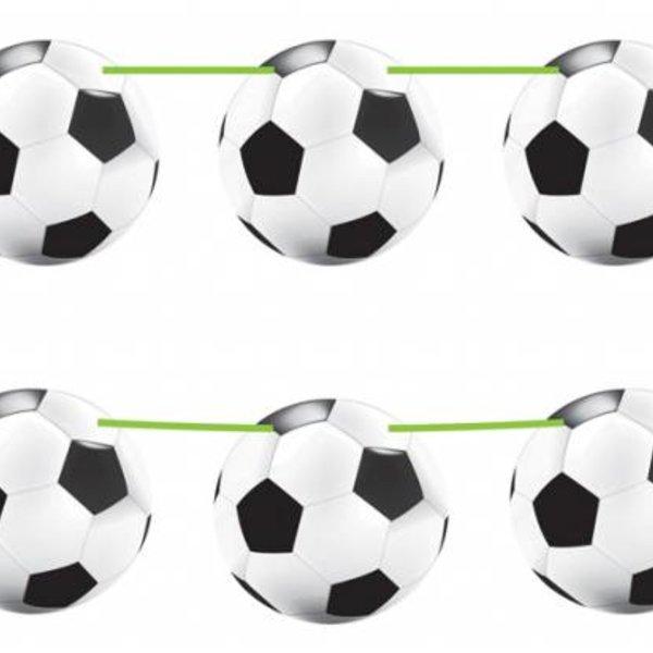 vlaggenlijn voetbal 12 meter