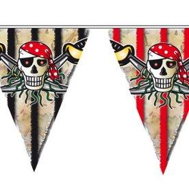 Vlaggenlijn piraten