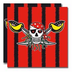 servetten piraten