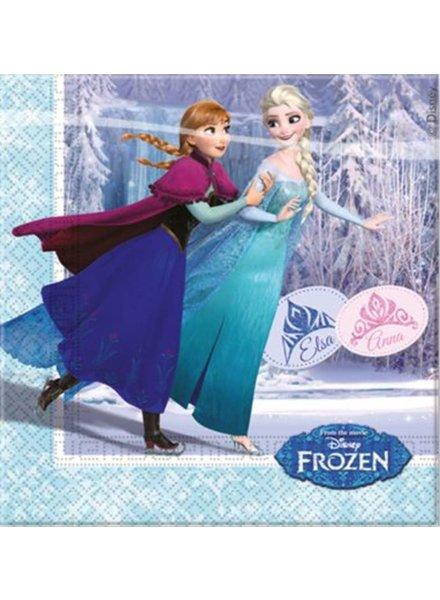 frozen servetten
