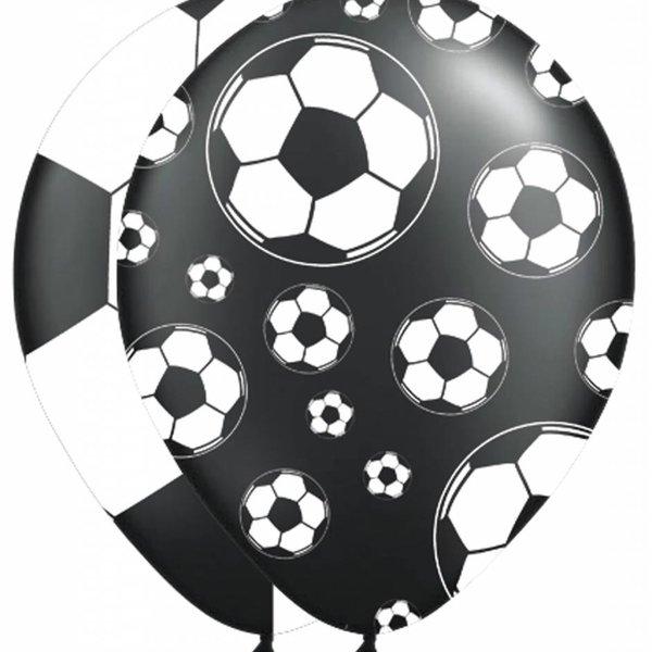 8 ballonnen voetbal
