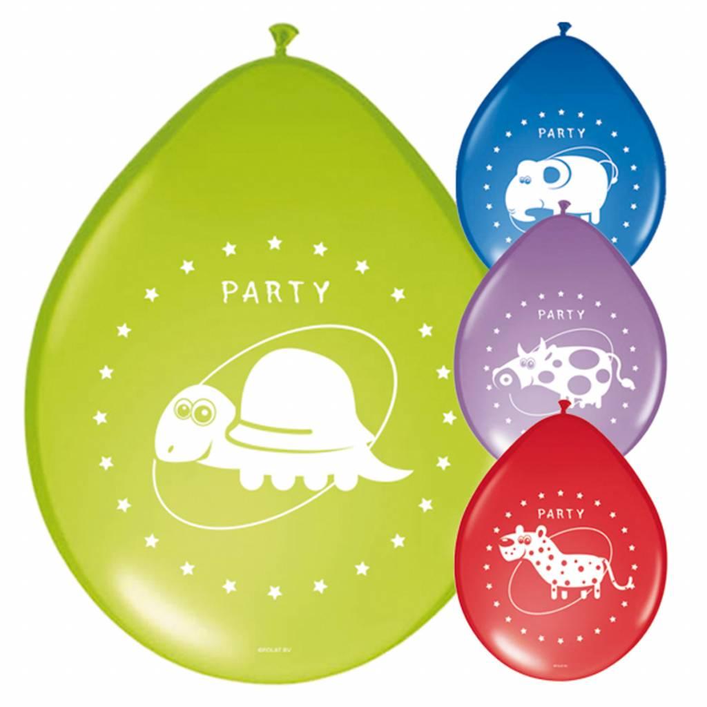ballonnen dieren