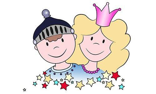 ridders en prinsessen