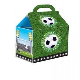 Voetbal uitdeelbakjes