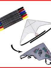 knutselpakket vlieger maken