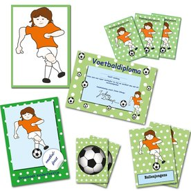 Voetbalspeurtocht digitaal