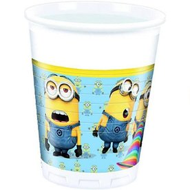 Minion bekers