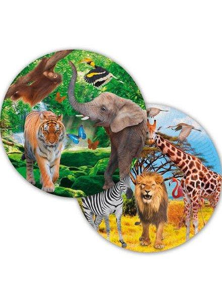 Safari party borden