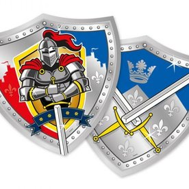 borden stoere ridder
