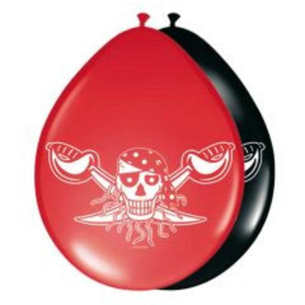 Piraten ballonnen
