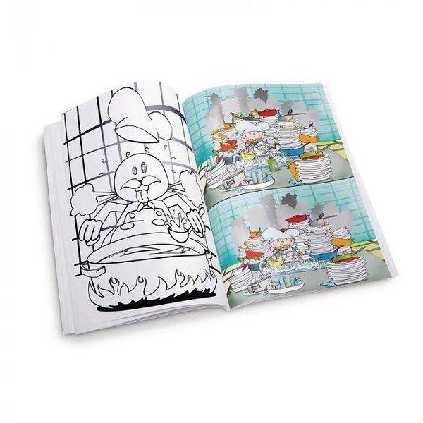 Chef's kleurboek