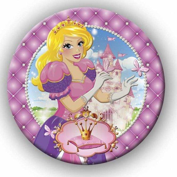 borden met afbeelding van prinsessen