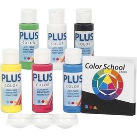 Plus Color Plus Color acrylverf - Color School