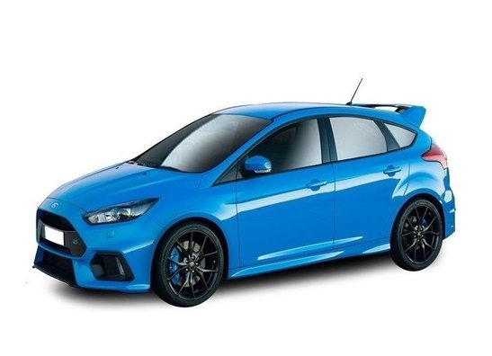 FORD FOCUS MK3 RS350