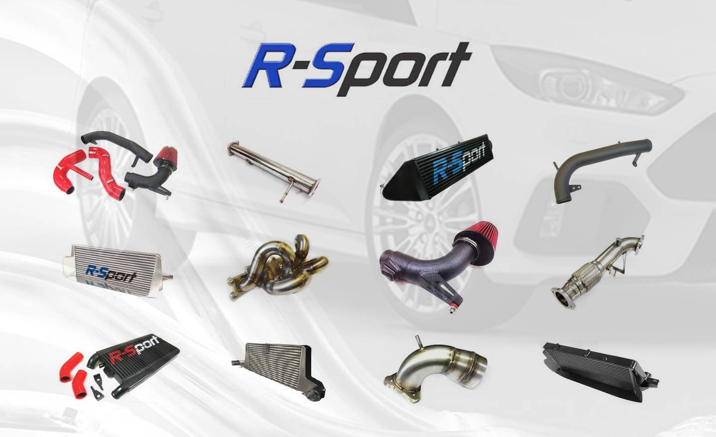 R-SPORT TUNING FORD