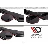 MAXTON DESIGN FRONTSPLITTER (TÜV) FORD FOCUS ST250 VFL