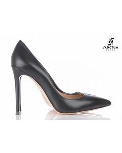 Sanctum  Italian leather pumps with thin heels