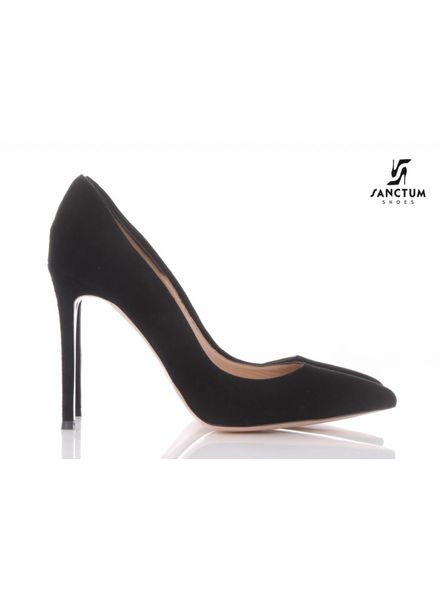 Sanctum  A2081 - PUMPS SUEDE BLACK