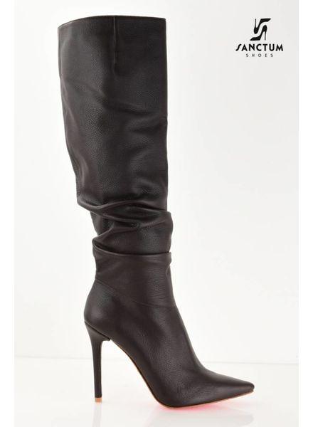 Yarose Shulzhenko Designer Chocolat knee boots