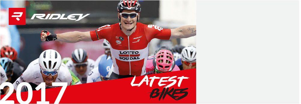Ridley Bikes 2017