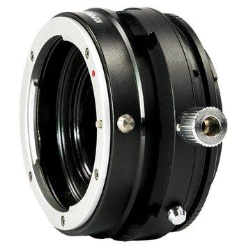Nikon-NEX Shift-adapter