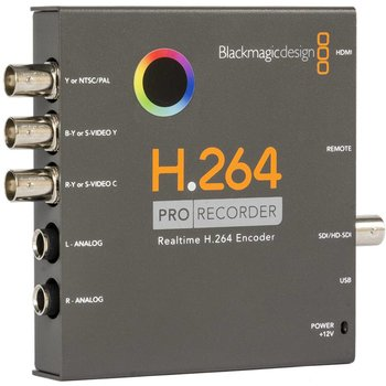 Blackmagic Blackmagic H.264 Pro Recorder