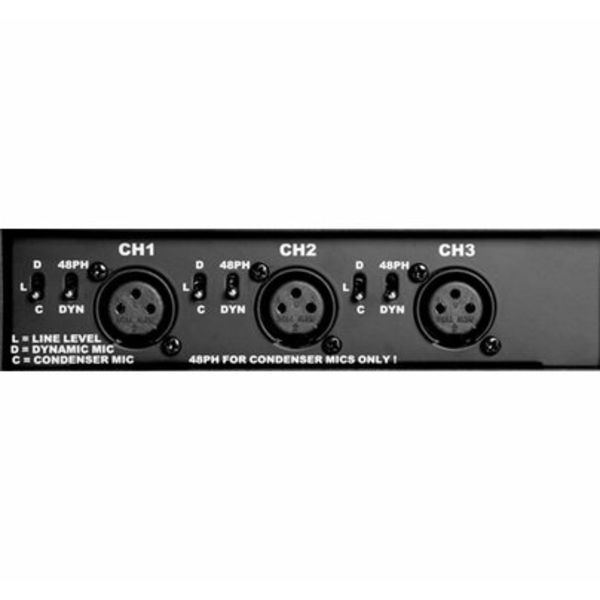 DV Audio DV Pro Mix 3 Fieldmixer