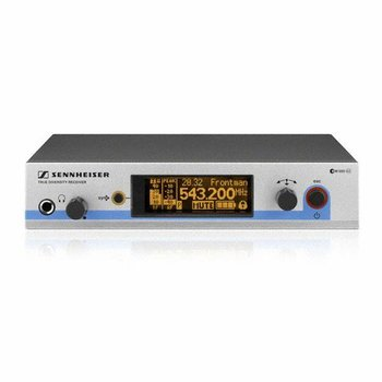 Sennheiser Sennheiser EW500 G3 vierdubbele ontvanger-set