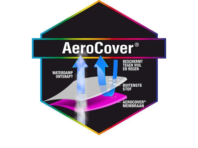 Aerocover kussentas 200x75x60 cm.
