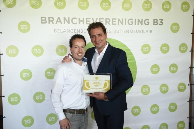 Winnaar beste tuinmeubelwinkel 2015