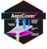 Aerocover Tuinsethoes 130x130x85 cm.