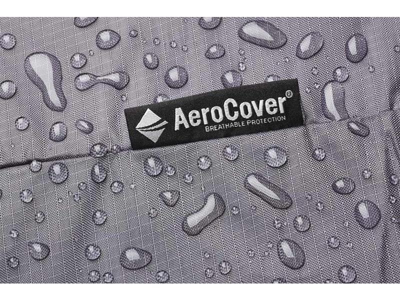 Aerocover Schommelstoel ei-vorm hoes - 100 cm. doorsnede en 200 cm. hoog.