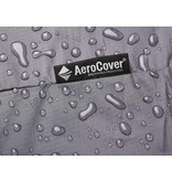 Aerocover L vormige loungesethoes 355x275x70h cm. - links