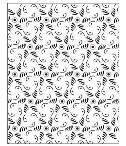 "Lisa Pavelka Texture Stamp ""Ribbons"""