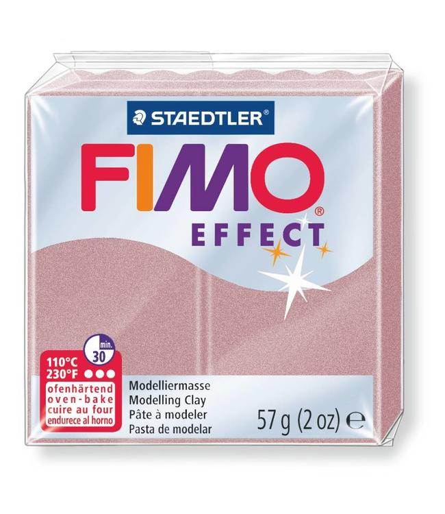 Fimo Effect Pearl Pink (207) 2 oz - 57 g
