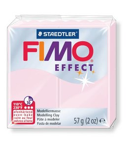 Fimo Effect Edelsteen Rose Quartz (206) 57 gram
