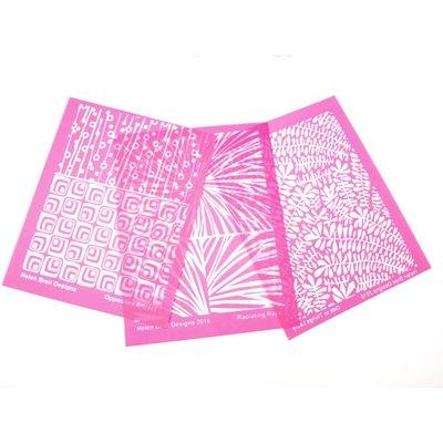 Silkscreens Helen Breil Design